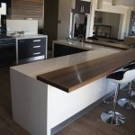 Cafe Quartz Sorbet Kitchen Tops Installed